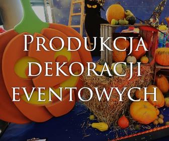 produkcja dekoracji eventowych